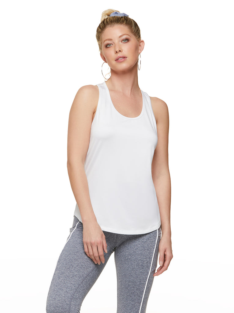Excel Active Tank in White