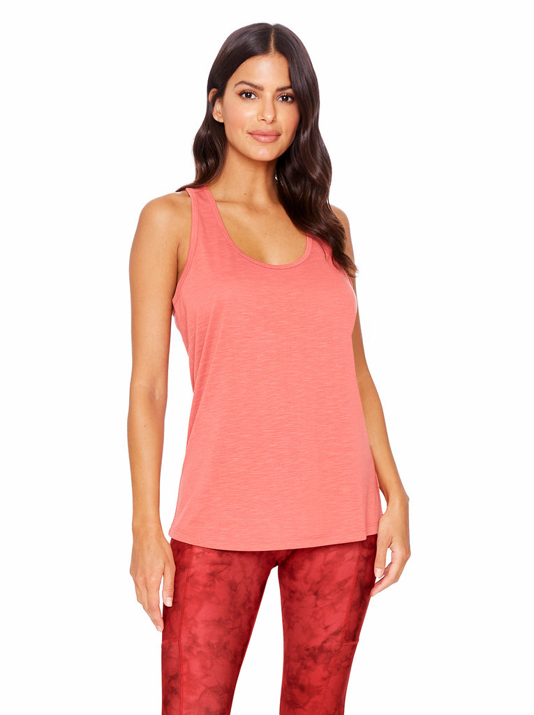 Jenny Tank in Mineral Red