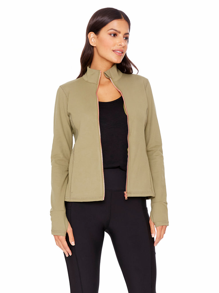 Contour Jacket Deep Lichen Green