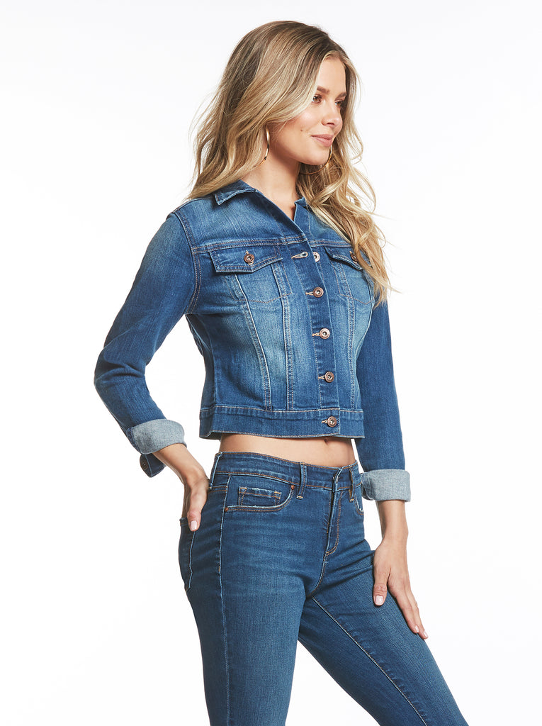 Pixie Denim Jacket in Jefford