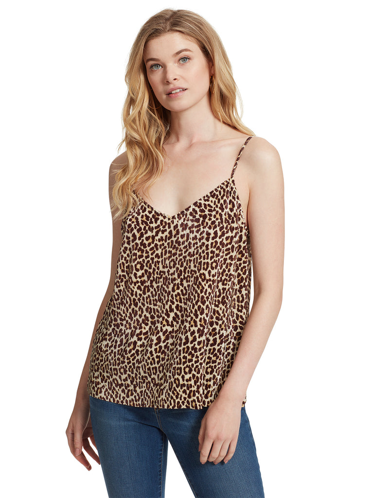 Betty Cami in Leopard