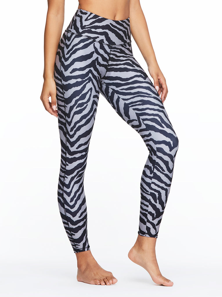Zoey Legging in Zebra Stripe
