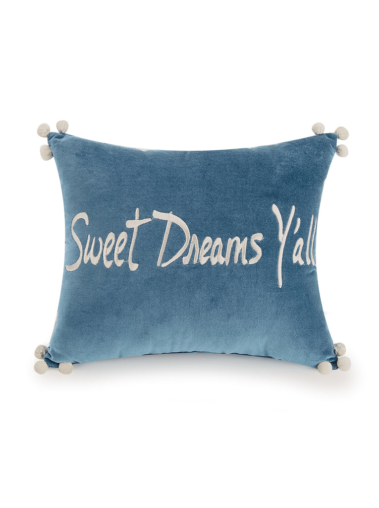Tallulah Sweet Dreams Y'All Decorative Pillow