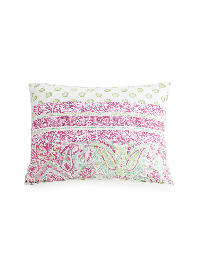 Palm Beach Paisley Kids Quilt Set