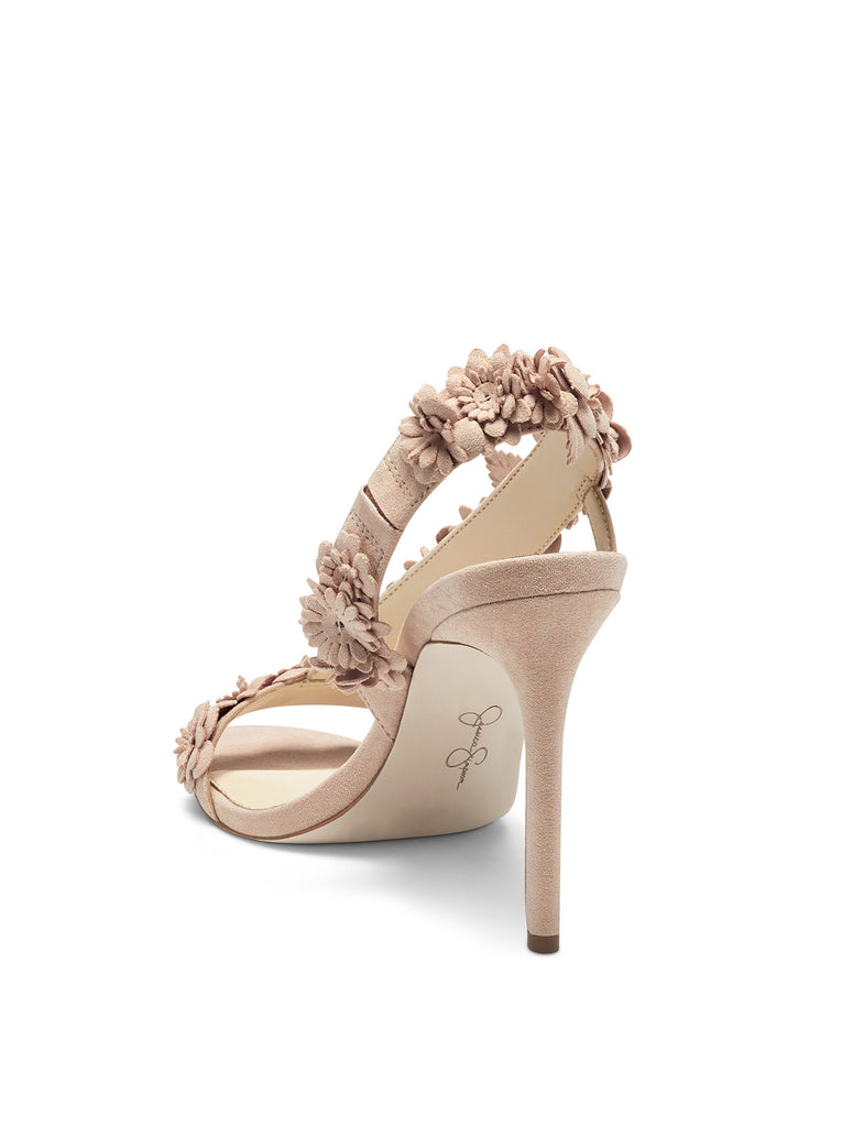Jessin High Heel in Blush