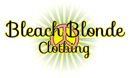 Bleach Blonde Clothing