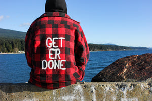 Get Er Done - Long XL