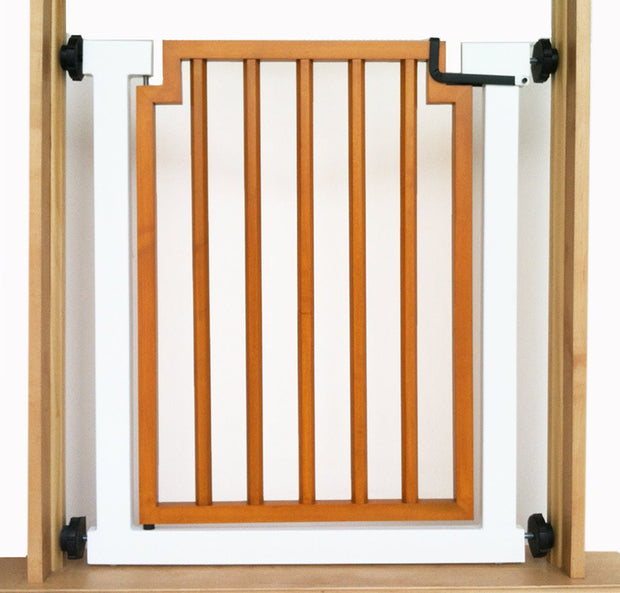 Pets Stop Austin Mod Dog Gate White
