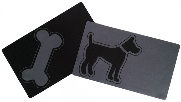 Pets Stop dog placemats