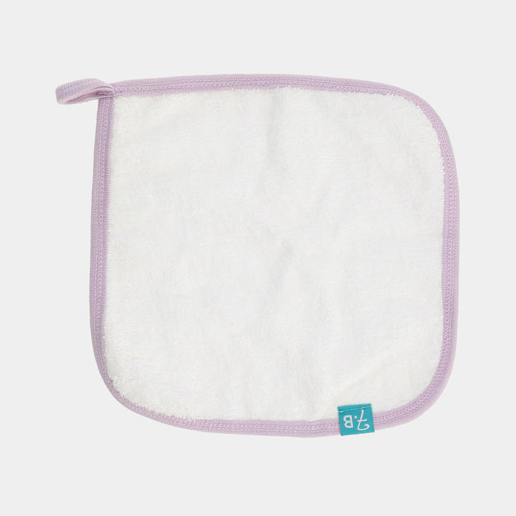 FS-17 Muslin 5-Pack Washcloth with Terry - Featherhead Baby