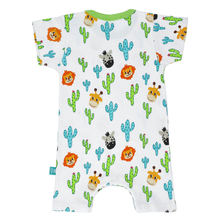 FS-103 Animal Bodysuit - Featherhead Baby