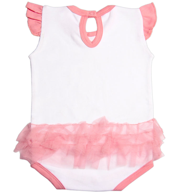 FS-115 Little Princess Bodysuit - Featherhead Baby