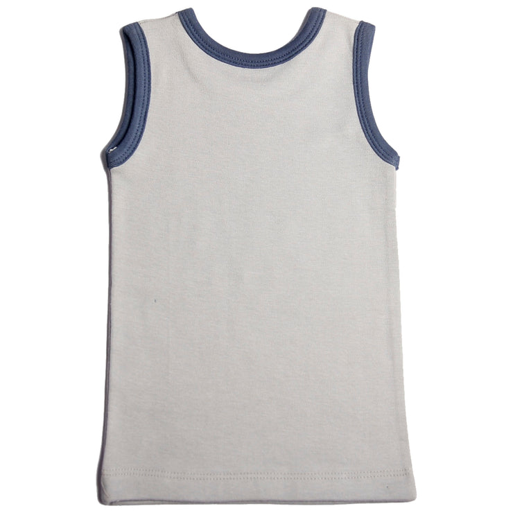 FB-3504 2-Pack Captain Cool Tank Top - Featherhead Baby