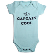 FS-22 Canal Blue Captain Cool Bodysuit - Featherhead Baby
