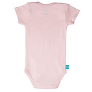 FS-29 Pink Dad You're My Hero Bodysuit - Featherhead Baby