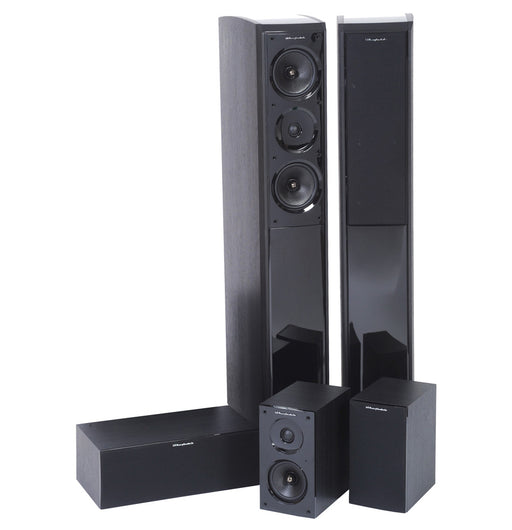 Wharfedale Obsidian 600 HCP Speaker System