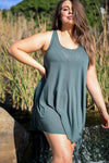 Breezy Basics Plus Size Beach Dress