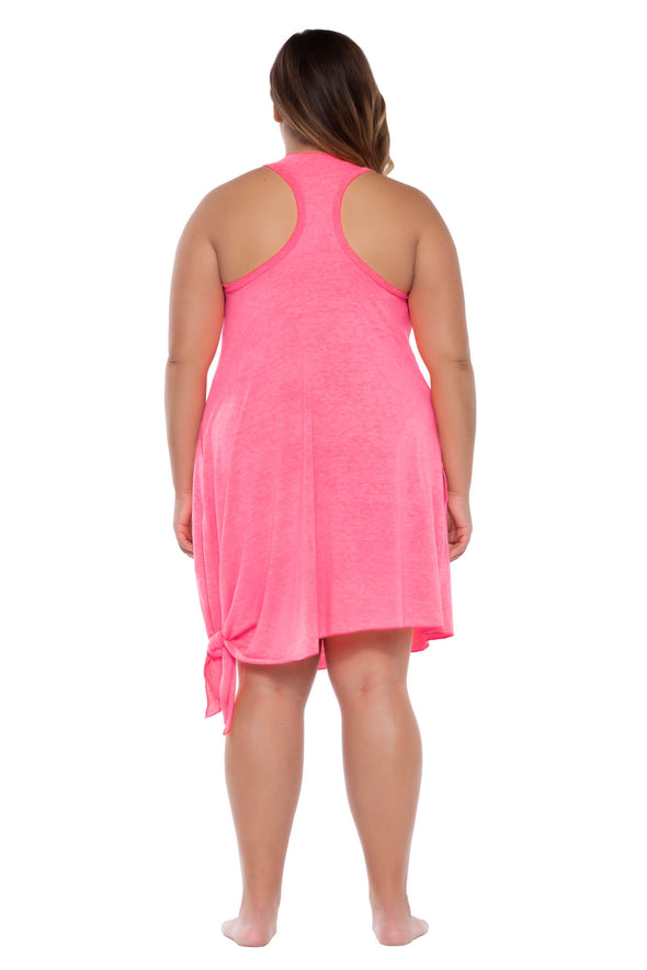 Beach Date Plus Size Beach Dress - BECCA ETC Swim