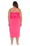 Bond Girl Plus Size Multi-Way Dress - Catherine Li x BECCA ETC
