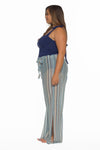 Wander Plus Size Crochet Beach Pant