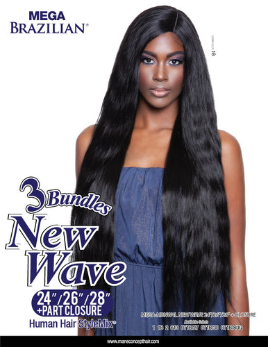 MEGA BRAZILIAN - MBNW4L-MEGA BRAZILLIAN NEW WAVE 24
