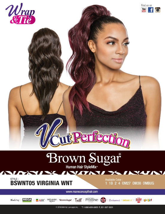 BROWN SUGAR® BSWNT05 VIRGINIA WNT