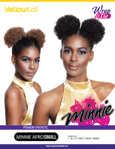 YELLOW TAIL® MINNIE AFRO - SMALL