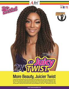 AFRI - 2X JUICY TWIST