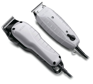 ANDIS® COMBO BARBER ENVY/T-OUTLINER GRAY