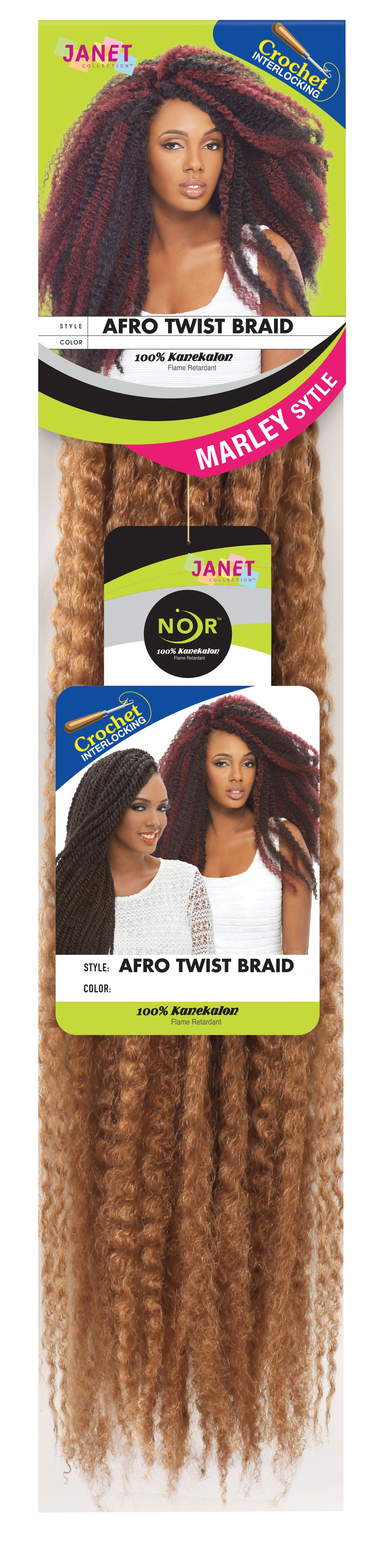 JANET COLLECTION® - AFRO TWIST BRAID