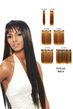 Load image into Gallery viewer, VIVICA FOX COLLECTION® - 9 PIECES CLIP WEAVE 18""