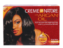 Load image into Gallery viewer, Creme of Nature® Argan Oil Relaxer