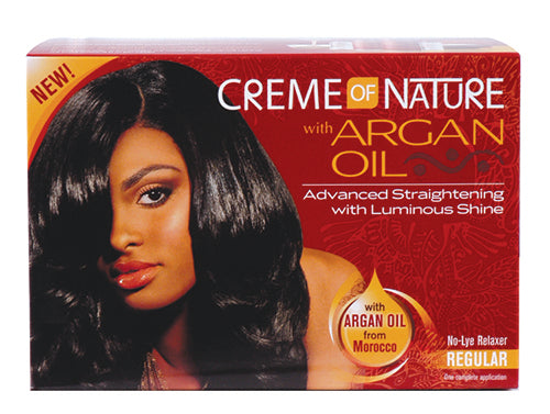 Creme of Nature® Argan Oil Relaxer