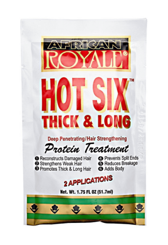 AFRICAN ROYALE HOT SIX THICK & LONG 1.75z