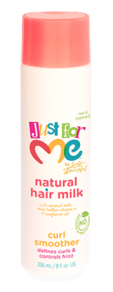 JUST FOR ME - MILK CURL SMOOTHER CREME  8oz
