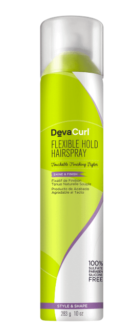 DEVACURL® FLEXIBLE HOLD HAIRSPRAY 10oz.