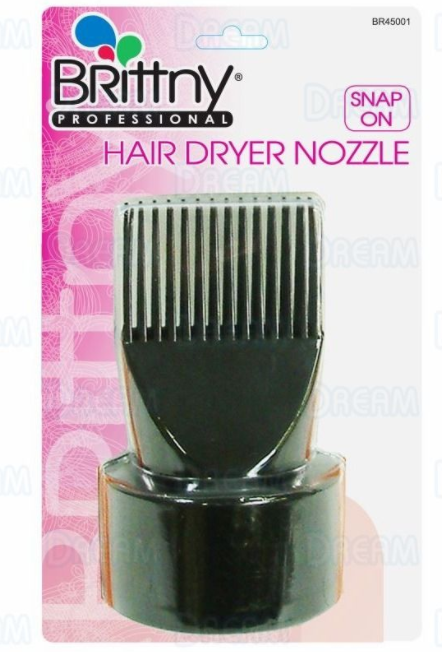BRITTNY HAIR DRYER NOZZLE