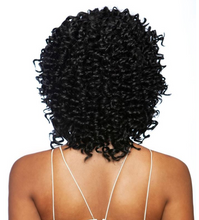 "Load image into Gallery viewer, NATURE BUNDLES - NBW804-Sassy Curl 8"" 6PCS + CLOSURE"