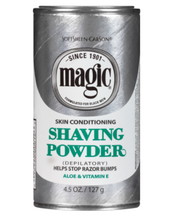 Load image into Gallery viewer, MAGIC SHAVING POWDER  5OZ