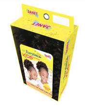 Load image into Gallery viewer, JANET COLLECTION® - LOVELY KID WAND CURL DRAWSTRING PONY TAIL