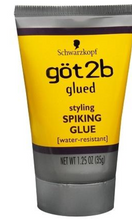 Load image into Gallery viewer, ‎ GOT2B GLUED SYTLING SPIKING HAIR GLUE