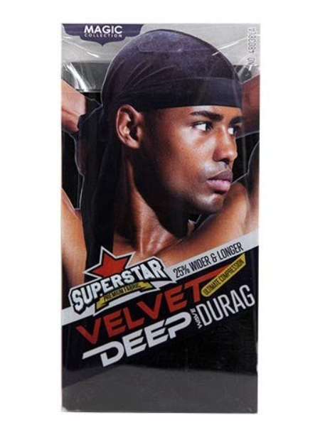 MAGIC® COLLECTION - VELVET DEEP WAVE DURAG