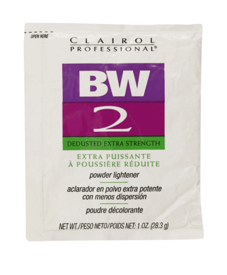 CLAIROL® BW2 POWDER PACKETTES