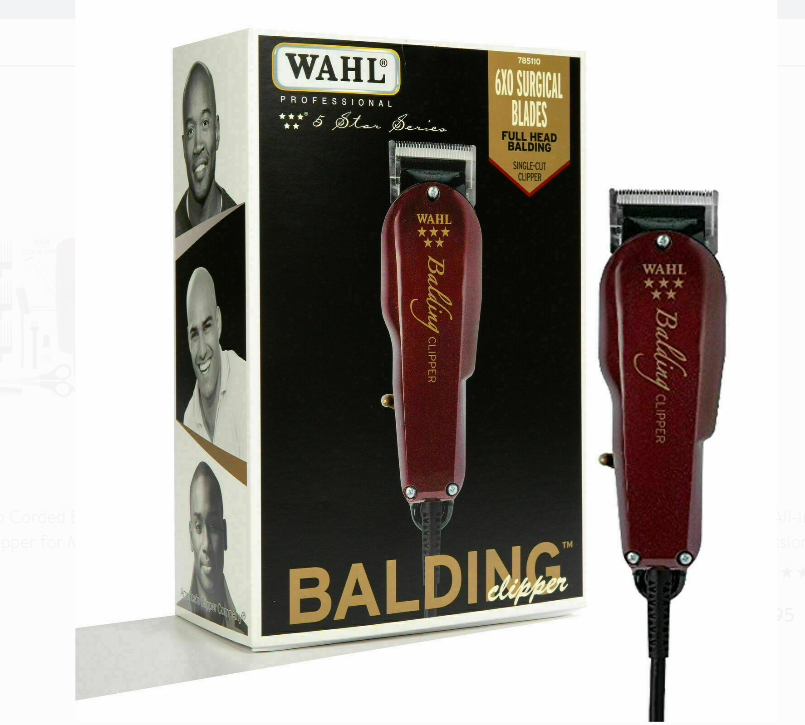 WAHL 5 STAR BALDING CLIPPER 8110