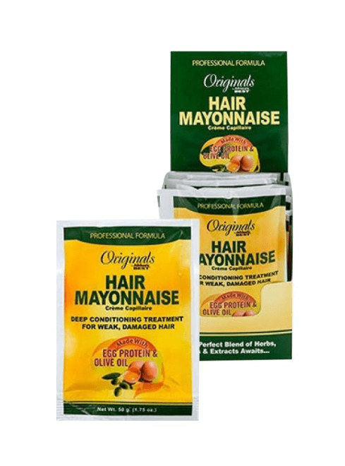 Africa's Best Organics Hair Mayonnaise Deep Conditioning Treatment