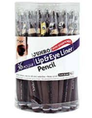 MAGIC® COLLECTION JUMBO EYELINER (D.BRO) W/SHARPENER