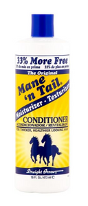 MANE `N TAIL® MOISTURIZER-TEXTURIZER CONDITIONER 12 OZ