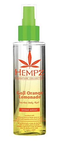 HEMPZ GOJI ORANGE LEMONADE BODY CARE