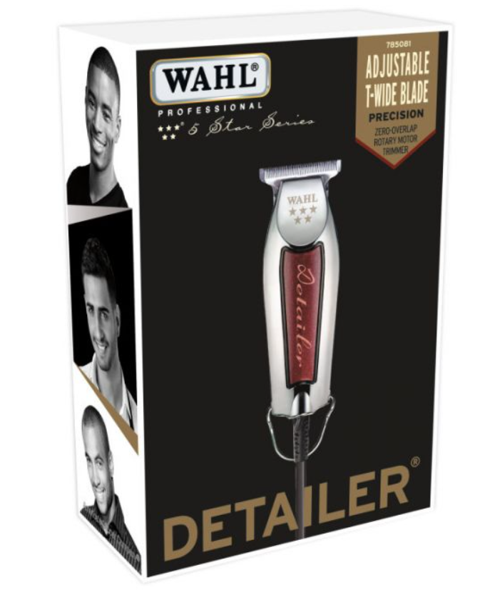 WAHL® 5 STAR DETAILER T-BLADE TRIMMER