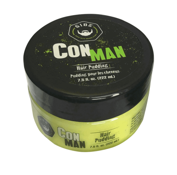 GIBS CONMAN Hair & Beard Pudding